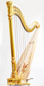 Series 8 Grand Concert Special Gold Edition